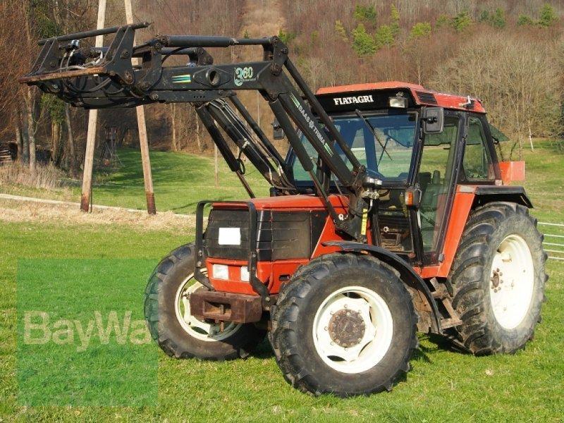 fiatagri 88-94 dt tracteur - tracteurs d u0026 39 occasion et de mat u00e9riel agricole