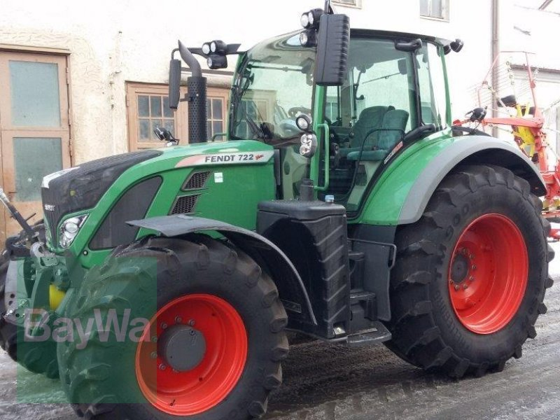 Bild Fendt 722 Vario SCR Profi Plus Version
