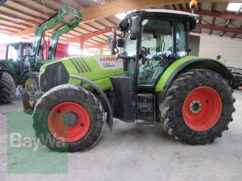 Slika CLAAS ARION 650 CEBIS