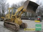 Radlader des Typs Caterpillar 943 in Manching