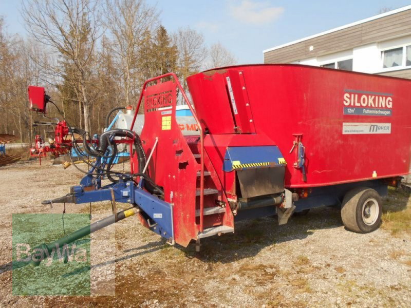 Bild Siloking GEBR. MAYER 12M³ PREMIUM DUO