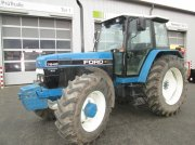 Ford New Holland 7840 SLE Powerstar komfort Traktor