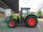Traktor des Typs CLAAS Axion 830 CEBIS in Obertraubling